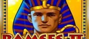 Ramses II Deluxe Spielautomaten