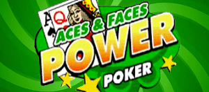 Aces & Faces Power Poker Spielautomaten