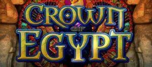 Crown of Egypt Slot en Ligne