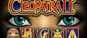 Cleopatra II Machines à sous