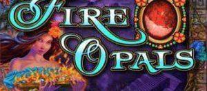 Fire Opals Slot