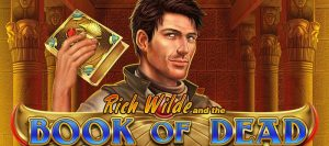 Book of Dead Slot en Ligne