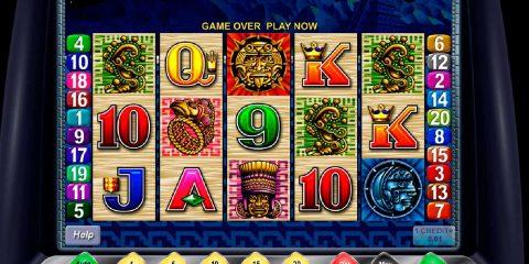 les machines à sous des casinos en ligne