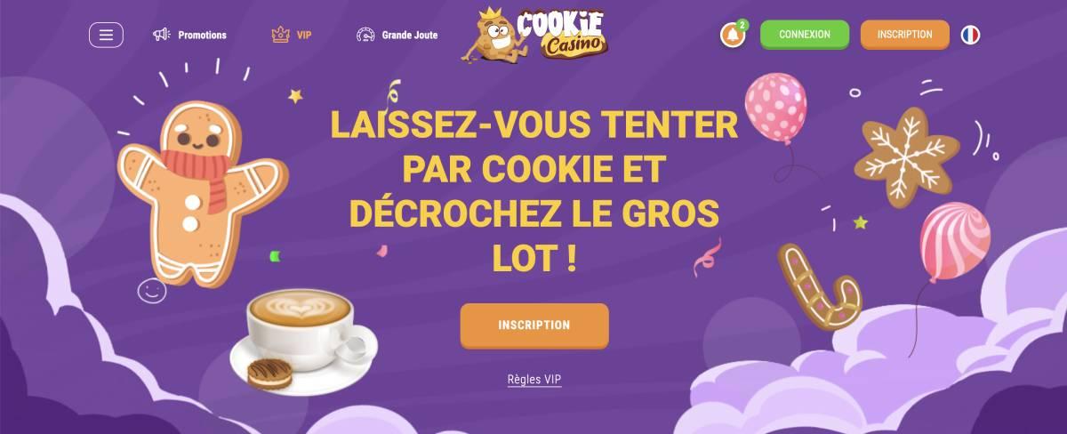cookie vip casino