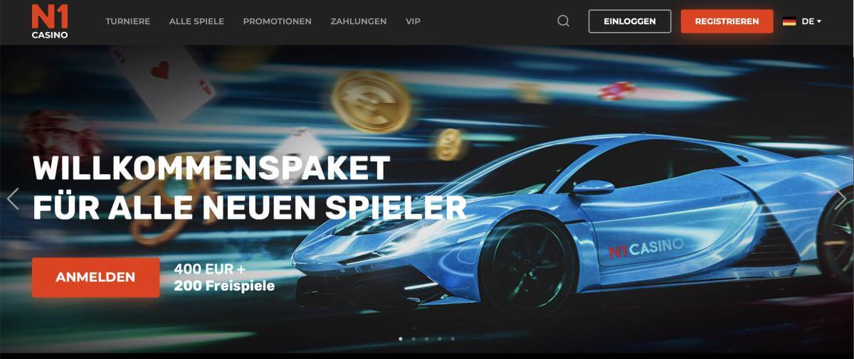 n1 casino online