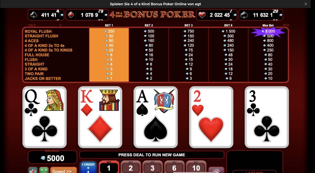 online poker spielen